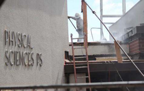 Seismic retrofitting upgrades buildings