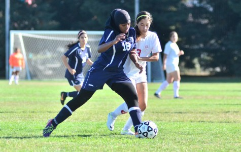 Diverse campus offers comfort to 17-year-old soccer player