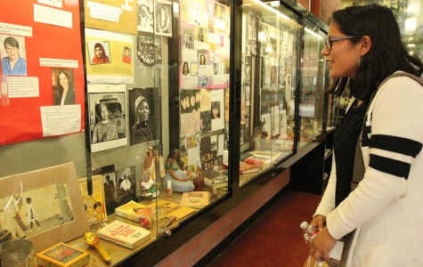 Tribute showcases historic women