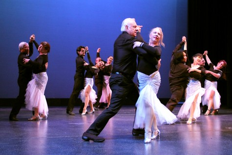 Stylistic dance moves stimulate passion, awe