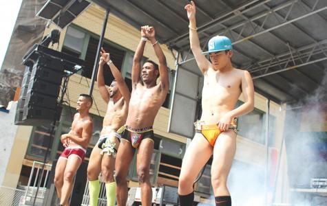 Oakland pride, festival galvanizes