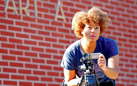 Filmmaker eyes campus life through creative imagery