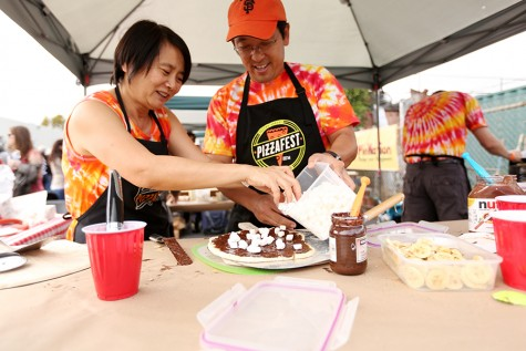 Annual Pizzafest fundraises for charity