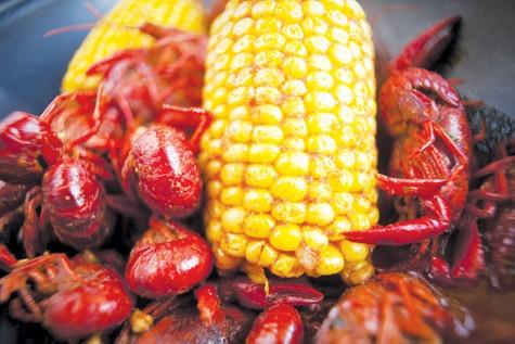 Cajun cuisine yields sensational flavor
