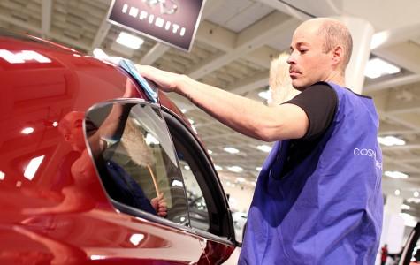 Regional auto show lures crowd