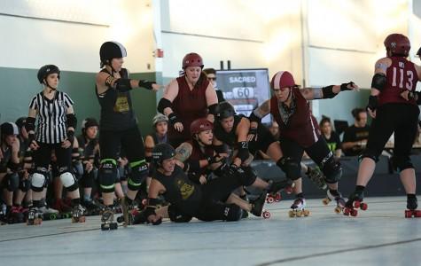 Derby Girls Slam Into Richmond
