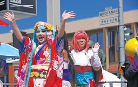 Week-long Cherry Blossom Festival unites surrounding community, cultures
