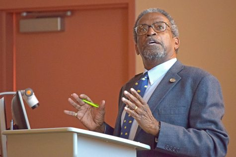 Professor Analyzes Political movement