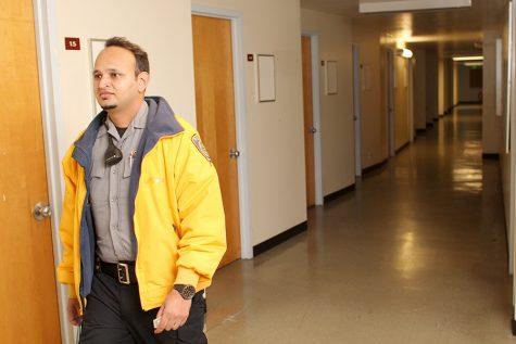 Measures taken to prevent loitering, potential crime