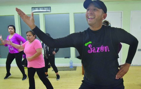 Zumba instructor builds confidence, health