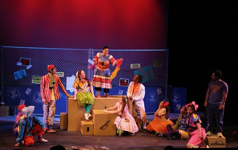 Ensemble shines in 'colorful' play