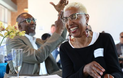 Retirees bid farewell to college 'family'