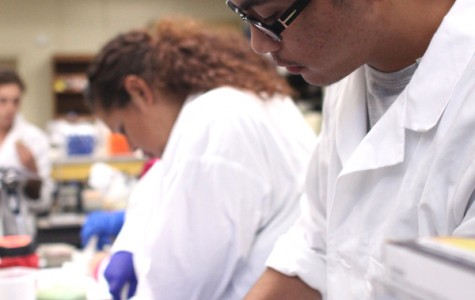 Select biotech students to apply for local grants