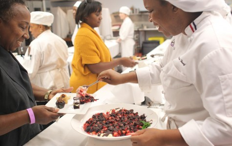 Community brings appetite, funding to culinary arts