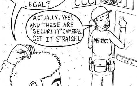Campus supervision
