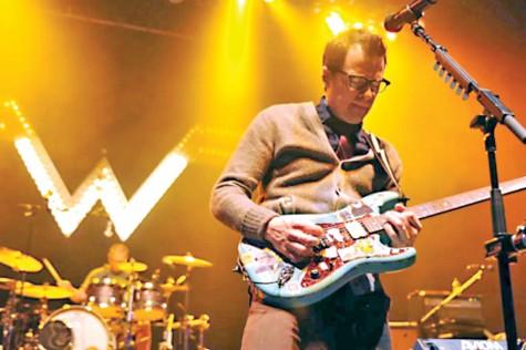 Weezer ignites late comeback