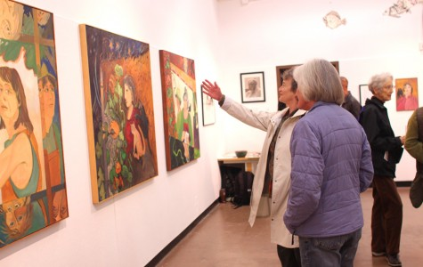 Portraiture showcase attracts community, alters perspective