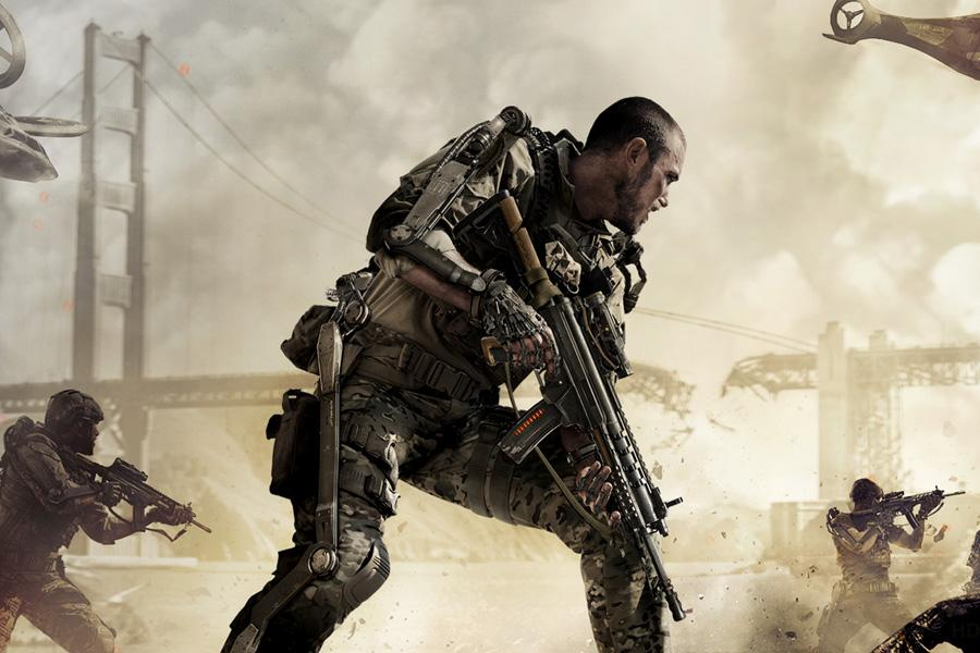'Call of Duty: Advanced Warfare' resurrects aging franchise