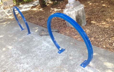New bike racks ease apprehension