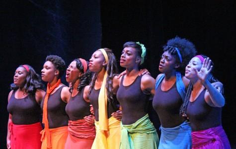 Soulful performance tells heartfelt story of women's woes