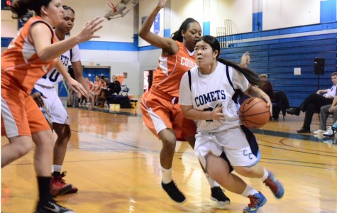 Comets bounced from Costa Classic