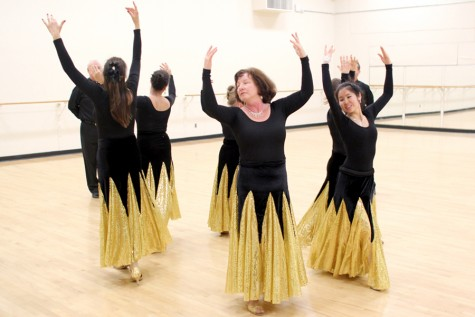 Performers dazzle competition with international dance moves