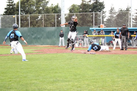 Rally in second inning fuels first win of season