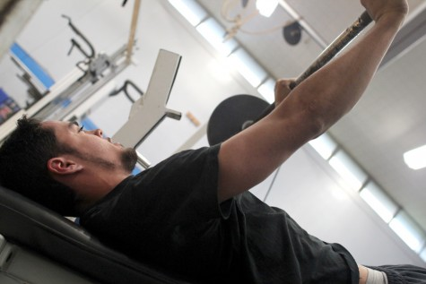 Cramped Fitness Center drives athletes to seek 'realistic' option