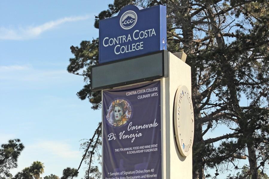 A new electronic sign will be installed onto the obelisk at the corner of Mission Bell and El Portal drives to attract more prospective students to the college.
