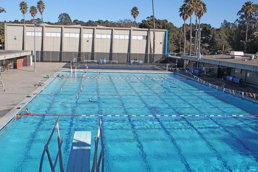 The Pool has created revenue for the college without having swimming or water polo teams since the early 1980s by renting out its use to local high school teams and the community. There will be swimming classes offered during the summer term.