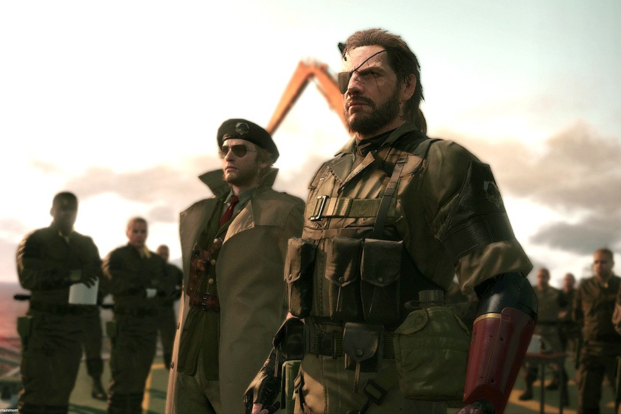 'Phantom Pain' concludes adored, enthralling series