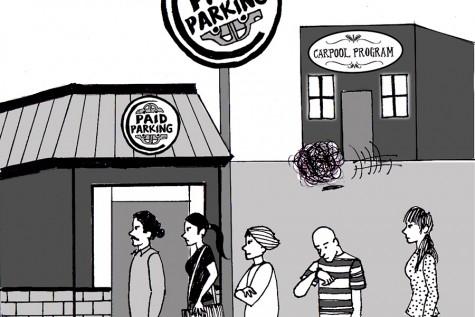Carpooling Crisis