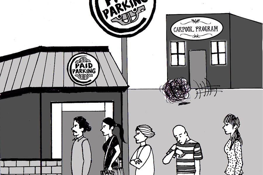 Carpooling+Crisis