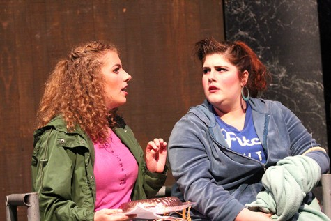 Play depicts life's dark side