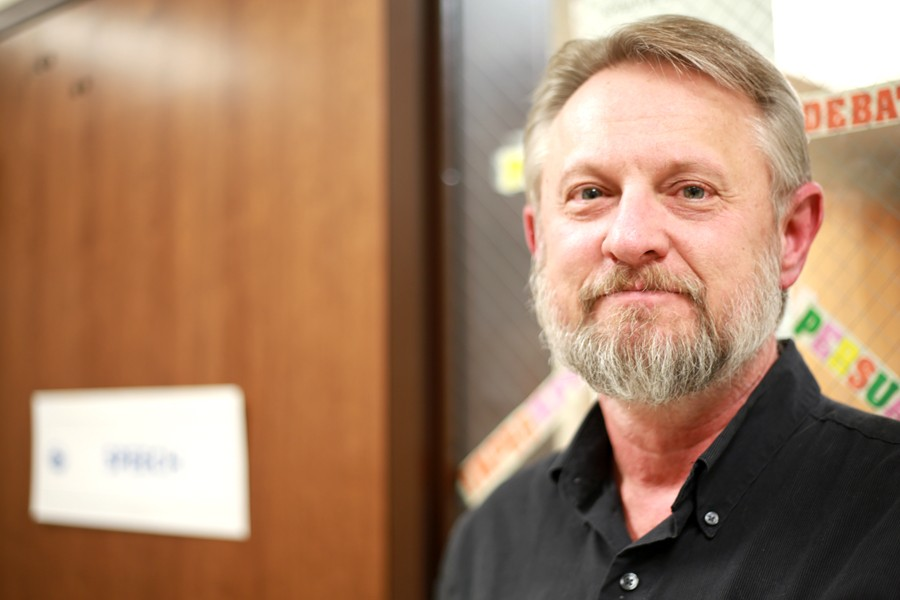 Speech professor Hans Craycraft led an adventurous life in his previous profession as an investigator for EBMUD over a 21-year period before coming to Contra Costa College.