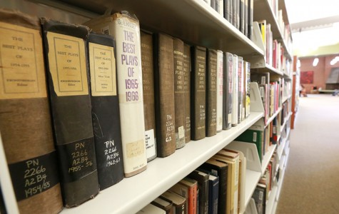Library collection sees revitalization
