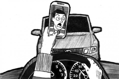 Snapchat lures users to snap while driving