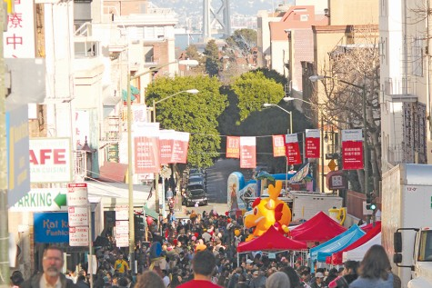 Hundreds of San Francisco residents and non-residents attended the Southwest Airlines Chinese New Year Festival and Parade in San Francisco on Saturday.