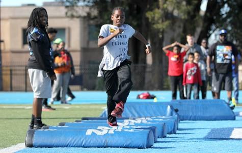 Punt, Pass, Kick Health Bowl promotes community