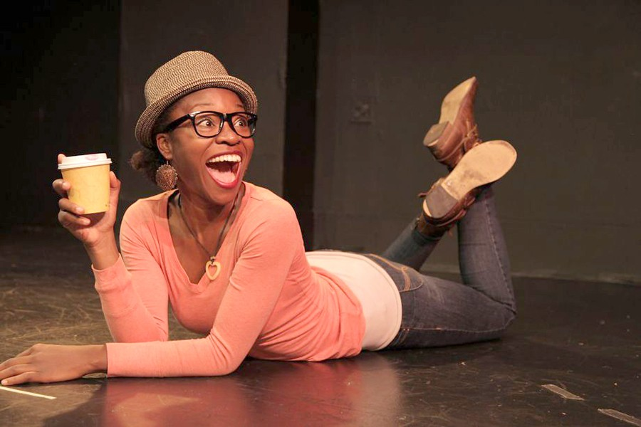 "Actress Echo Brown's one-woman show ""Black Virgins Are Not for Hipsters"" will be held in the Knox Center at 2:30 p.m. on Tuesday. The free performance will also have a Q-and-A session afterward."