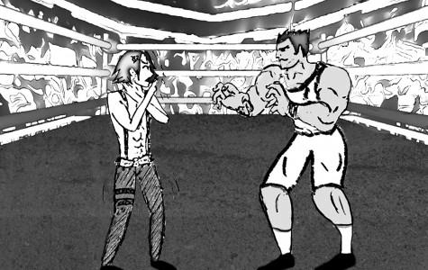 Wrestling room lacks team despite interest