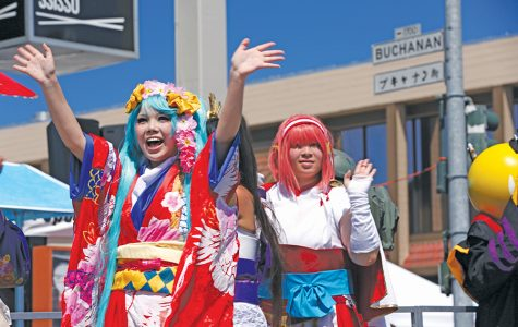Week-long Cherry Blossom Festival unites surrounding community, cultures
