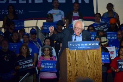 Sanders campaign draws 11,000 to Vallejo