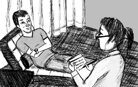 Therapy sessions seek to ease stress