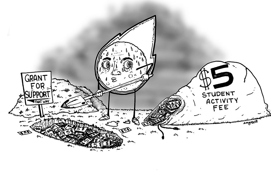Buried Fees need use