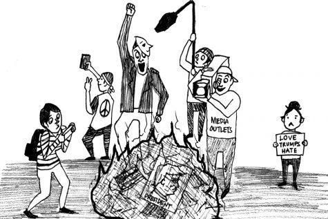 Corporate media groups undermine democracy