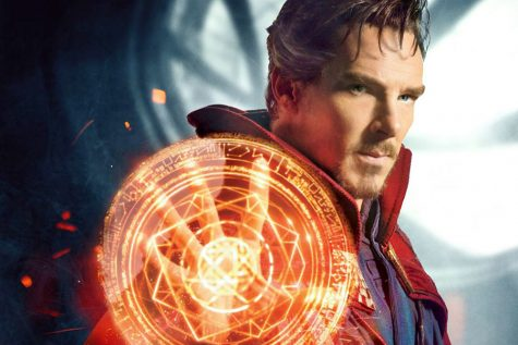 Marvel welcomes 'Doctor' to shared cinematic universe