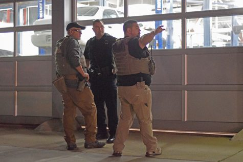 Police Services denied U.S. Marshals access to serve homicide warrant