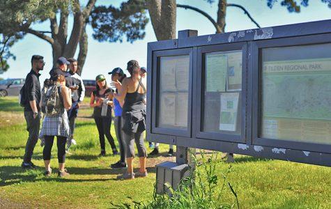Peers seek outdoor adventure at Tilden