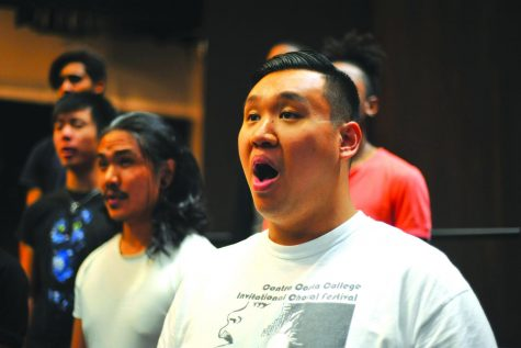 Club aims to gather audience, entertain